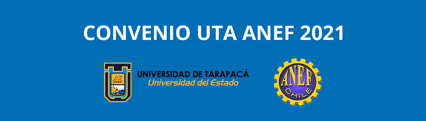 Convenio UTA-ANEF